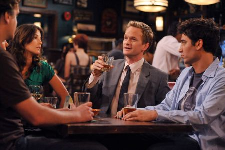 I love you, Barney, but I would never ever ever ever ever date you.